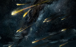A section of Meteor by Brandon Stricker work via www.deviantart.com
