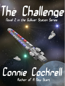 The Challenge front cover