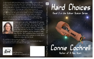Hard Choices  Cover art by Connie Cockrell