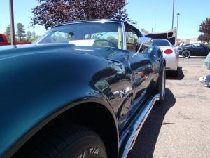 Mr. Low's Corvette