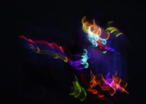 Glow Stick Fun by Randy Cockrell 2013
