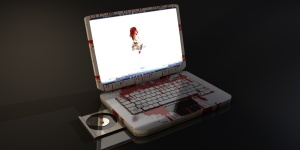 Laptop by shaddam89 via www.deviantart.com