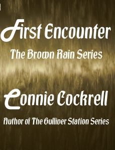 Cover for First Encounter by Connie Cockrell
