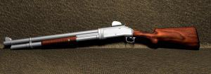 Winchester Shotgun by Dionicio via www.DeviantArt.com