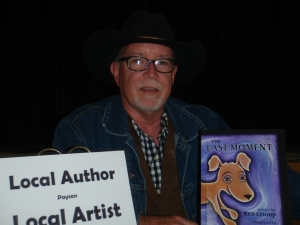 Ken Crump and his book by Connie Cockrell