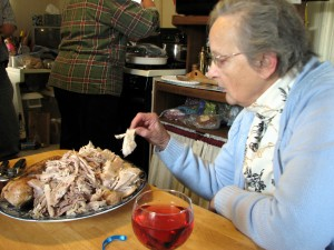 Thanksgiving Day, Mom, Turkey