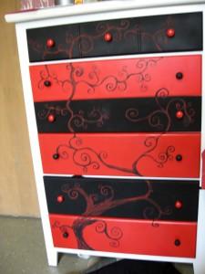 Dresser, Art