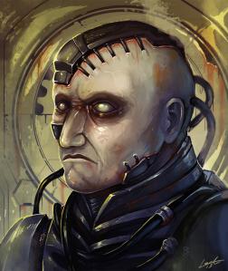 Borg, Lanasy