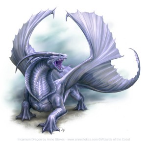 Purple, Dragon, Incarnum Dragon, Ironshod