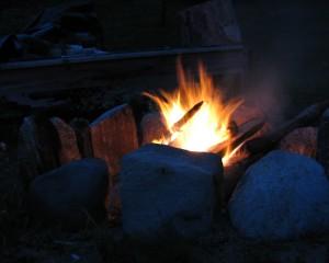 Camp, Fire, Randy Cockrell